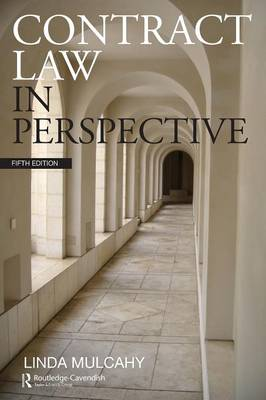 Contract Law in Perspective (Paperback)
