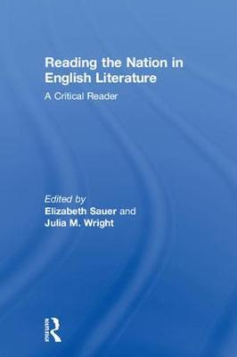 Reading the Nation in English Literature: A Critical Reader (Paperback)