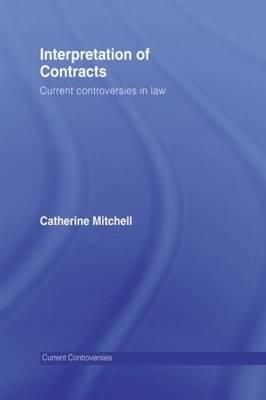 Interpretation of Contracts (Hardback)