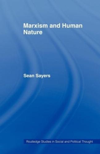 Marxism and Human Nature (Paperback)