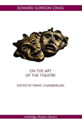 On the Art of the Theatre (Paperback)