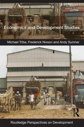 Economics and Development Studies - Routledge Perspectives on Development (Paperback)