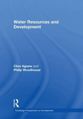 Water Resources and Development - Routledge Perspectives on Development (Hardback)