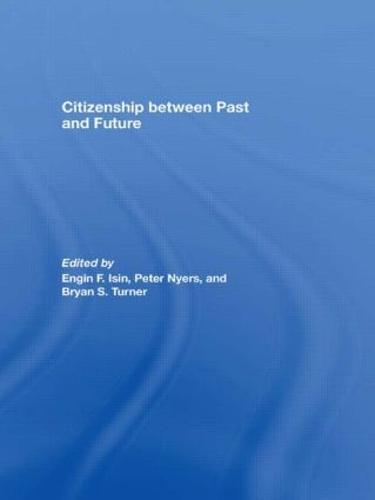 Citizenship between Past and Future (Hardback)