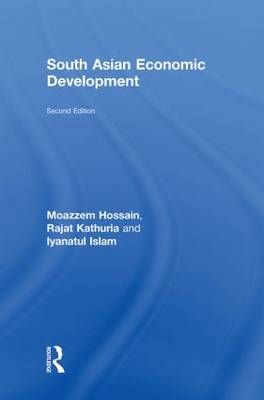 South Asian Economic Development: Second Edition (Hardback)