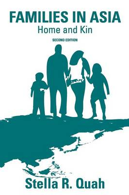Families in Asia: Home and Kin (Paperback)