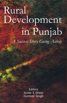 Rural Development in Punjab: A Success Story Going Astray (Hardback)