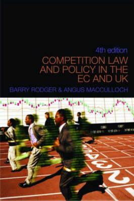 Competition Law and Policy in the EC and UK (Paperback)