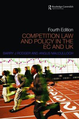 Competition Law and Policy in the EC and UK (Hardback)