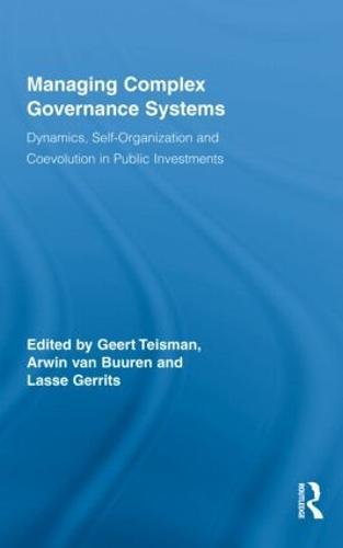 Managing Complex Governance Systems (Hardback)