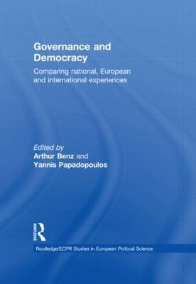 Governance and Democracy: Comparing National, European and International Experiences (Paperback)