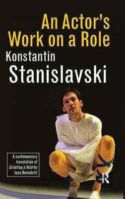 An Actor's Work on a Role (Hardback)