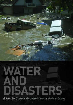 Water and Disasters - Routledge Special Issues on Water Policy and Governance (Paperback)