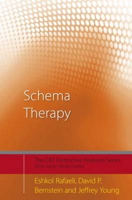 Schema Therapy: Distinctive Features - CBT Distinctive Features (Paperback)