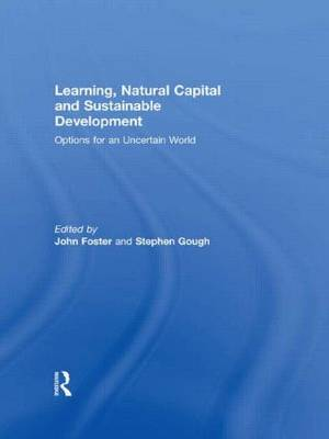 Learning, Natural Capital and Sustainable Development: Options for an Uncertain World (Paperback)