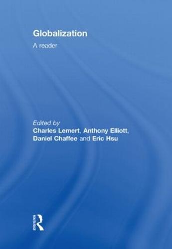 Globalization: A Reader (Hardback)