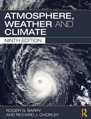 Atmosphere, Weather and Climate (Paperback)