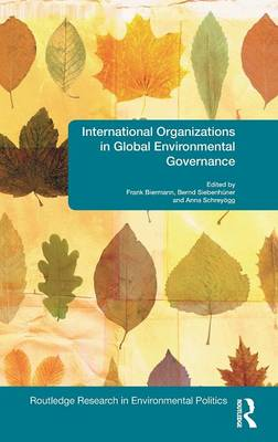 International Organizations in Global Environmental Governance - Environmental Politics (Hardback)