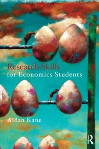 Research Skills for Economics Students (Paperback)
