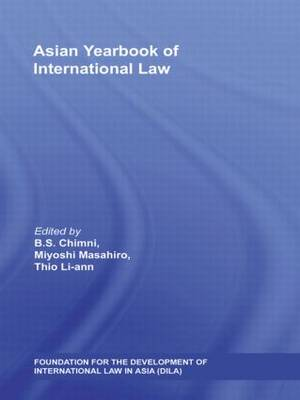 Asian Yearbook of International Law: Volume 13 (2007) - Asian Yearbook of International Law (Hardback)