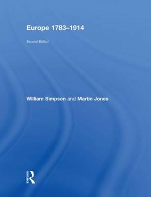 Europe 1783-1914 (Hardback)