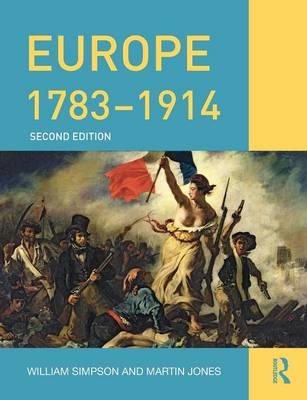 Europe 1783-1914 (Paperback)