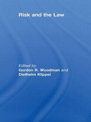 Risk and the Law (Hardback)