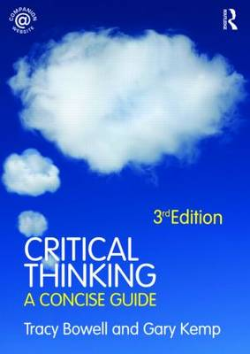 Critical Thinking: A Concise Guide (Paperback)