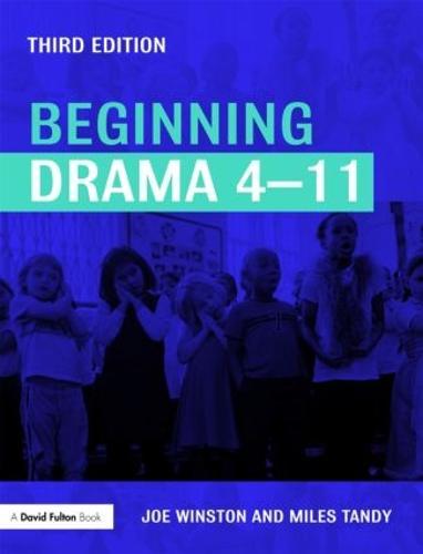 Beginning Drama 4-11 (Paperback)