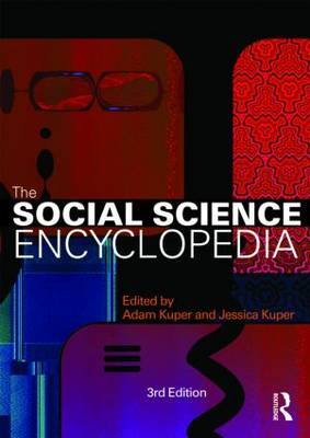 The Social Science Encyclopedia (Paperback)