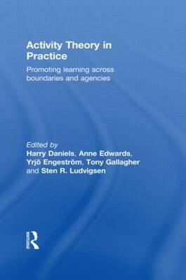 Activity Theory in Practice: Promoting Learning Across Boundaries and Agencies (Paperback)
