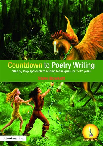 Countdown to Poetry Writing: Step by Step Approach to Writing Techniques for 7-12 Years - Countdown (Paperback)