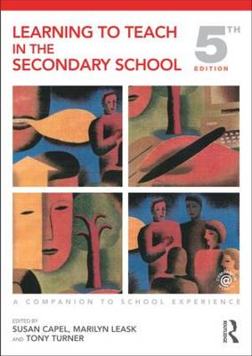 Learning to Teach in the Secondary School - Learning to Teach Subjects in the Secondary School Series (Paperback)