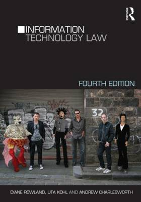 Information Technology Law (Paperback)