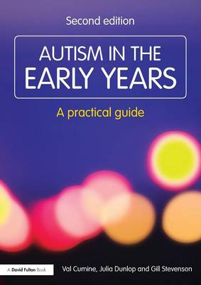 Autism in the Early Years: A Practical Guide - Resource Materials for Teachers (Paperback)