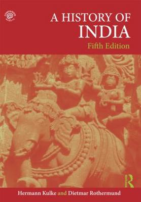 A History of India (Paperback)