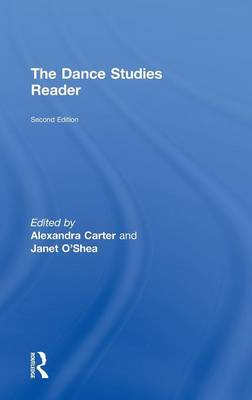 The Routledge Dance Studies Reader (Hardback)