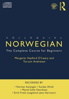 Colloquial Norwegian: A Complete Language Course (CD-Audio)