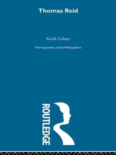 Reid - Arg Philosophers (Paperback)
