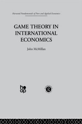 Game Theory in International Economics (Paperback)