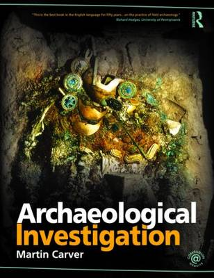 Archaeological Investigation (Paperback)