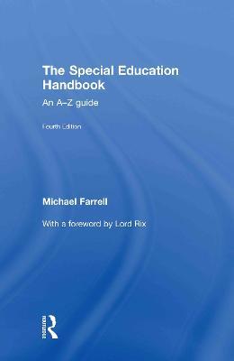 Special Education Handbook: An A-Z Guide (Hardback)