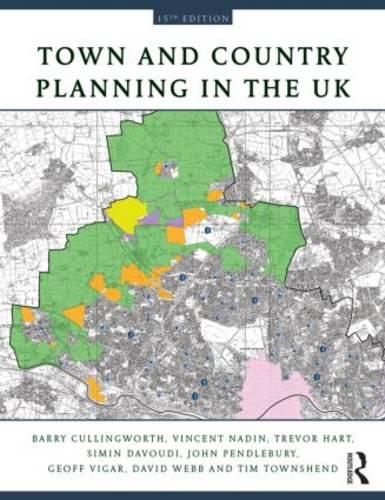Town and Country Planning in the UK (Paperback)