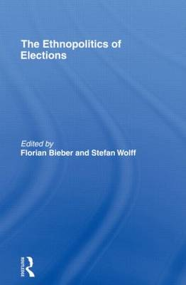 The Ethnopolitics of Elections - Association for the Study of Nationalities (Paperback)