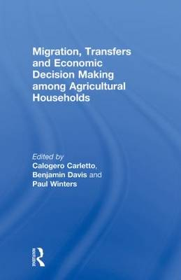 Migration, Transfers and Economic Decision Making among Agricultural Households (Hardback)