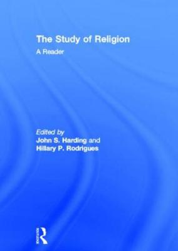 The Study of Religion: A Reader (Hardback)