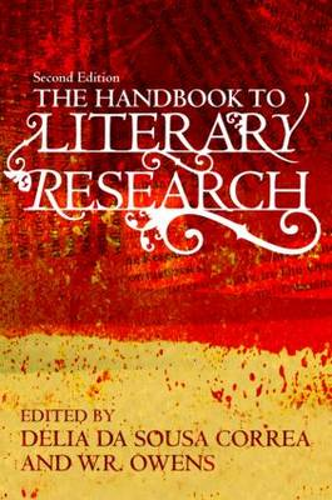 The Handbook to Literary Research (Hardback)