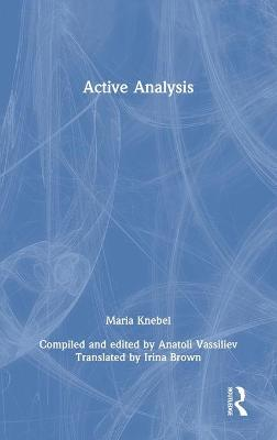 Active Analysis (Hardback)