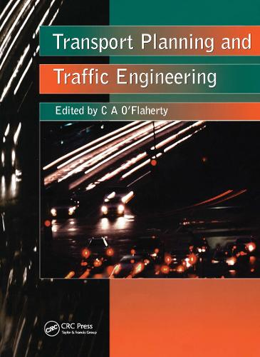 Transport Planning and Traffic Engineering (Paperback)