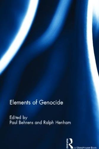 Elements of Genocide (Hardback)